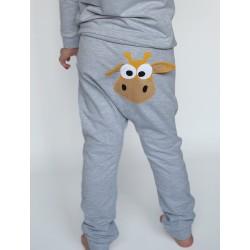 Pantaloni giraffa