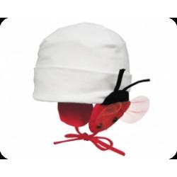 Cappello coccinella